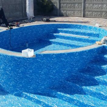 применение щебня 5-20 при строительстве бассейна